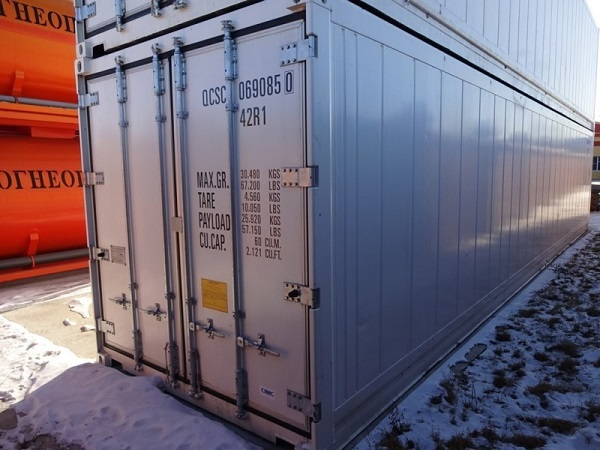 20 Fuß Kühlcontainer (6 Meter) kaufen in Hamburg
