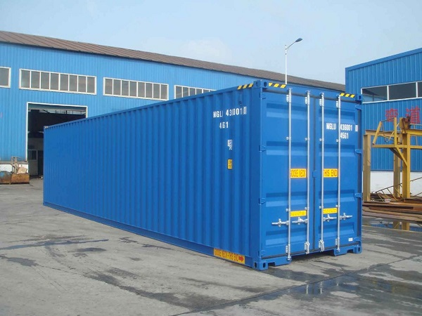 40 fu container gebraucht kaufen bimicon. Black Bedroom Furniture Sets. Home Design Ideas