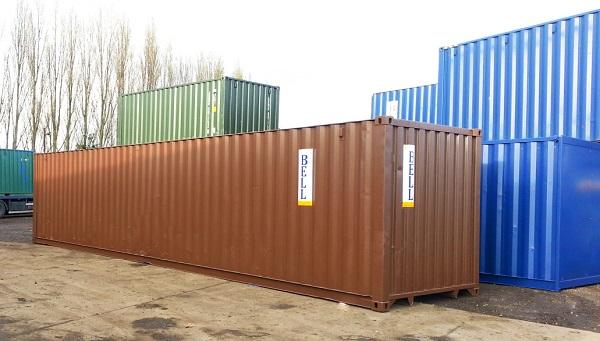 Gebrauchte Container in Hamburg kaufen - Bimicon